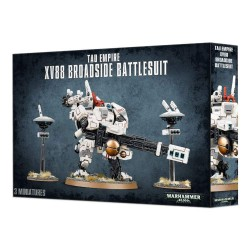Games Workshop Tau Empire Xv88 Broadside Battlesuit Plastic Kit