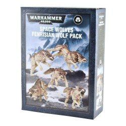 Games Workshop Space Wolves Fenrisian Wolf Pack Plastic Kit