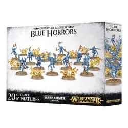 Games Workshop Warhammer Age of Sigmar Blue and Brimstone Horrors Action Figure