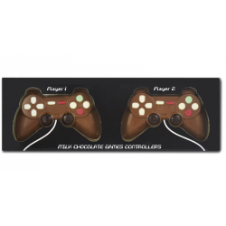 Milk Chocolate Games Controller - Two controllers in Pack