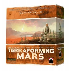 Terraforming Mars Stronghold Board Game