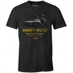 Back to the Future T-Shirt - Marty McFly Medium