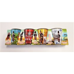 Shot Glasses Kilt Slammers Twin pack