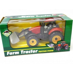 Farm Tractor Friction power