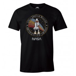 Cotton Division - NASA Space Vintage T-Shirt (L)