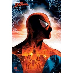 Marvel Comics Spider Man Protector of the City Maxi Poster, 61 x 91.5cm