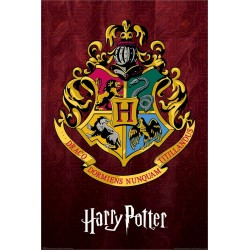 Harry Potter Poster (Hogwarts School Crest) 61x91.5cm