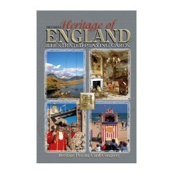 Heritage Playing Cards Heritage of England Playing Cards