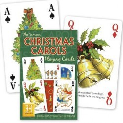 Heritage Playing Cards - Christmas Carols Playing Cards