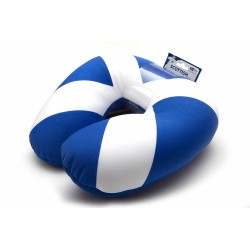 Scotland Saltire Neck Pillow