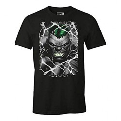 Incredible Hulk Men's Crew Neck Short Sleeve T-Shirt (M)
