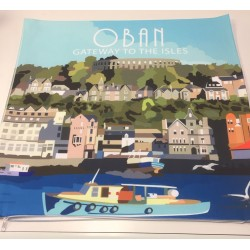 Oban Cushion Cover