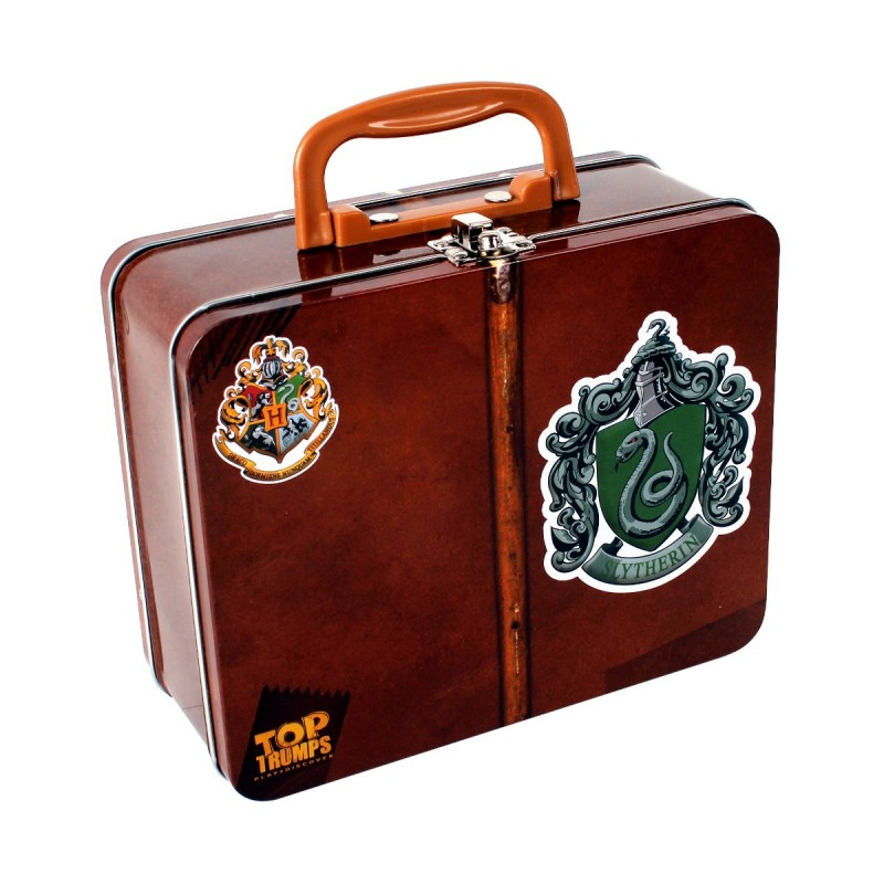 Harry Potter Slytherin Top Trumps Collector's Tin