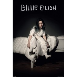 Billie Eilish Poster, Multi-Colour, 61x91.5cm