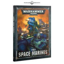 Games Workshop Codex: Space Marine (Hardback) (ENGLISH)