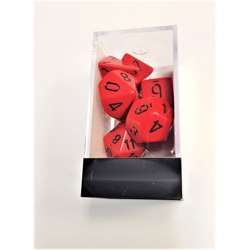 Polyhedral D&D Dice Set warhammer