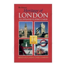 Heritage Playing Cards Heritage of London Playing Cards