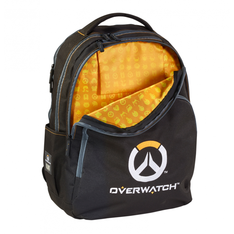 Over watch Backpack Canvas Laptop Bag Daily Bags Good Quality