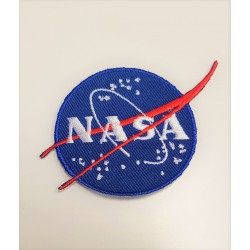 Nasa Iron on sew on Cloth Patch