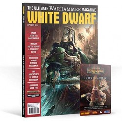White Dwarf Magazine September 2019  Single Issue by GamesWorkshop