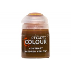 Games Workshop Citadel Contrast Nazdreg Yellow 18ml