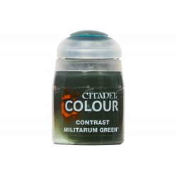 Games Workshop Citadel - Contrast: Militarum Green (18ml)