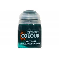 Games Workshop Citadel - Contrast: Dark Angels Green (18ml)