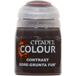 Games Workshop Citadel  Contrast Gore-Grunta Fur 18ml