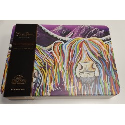 Wullie and Maggie McCoo All Butter Shortbread Assortment Tin 500g