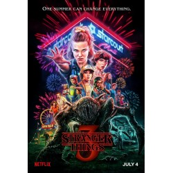Stranger Things Summer of 85 poster 61 cm by 91 cm