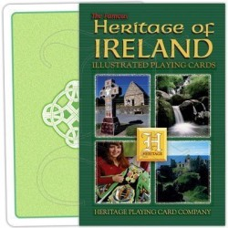 Irish Gift - Heritage of Ireland Playing Cards