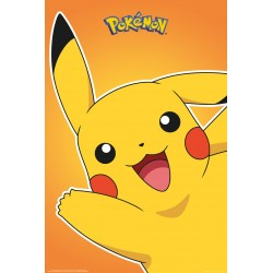 GB Eye LTD, Pokemon, Pikachu, Maxi Poster 61x91.5cm