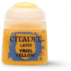 Citadel Layer Paint - Yriel Yellow