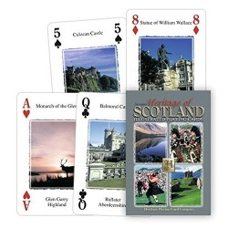 Heritage Playing Cards - Heritage of Scotland Playing Cards