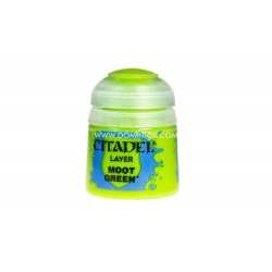 Citadel Layer Paint - Moot Green