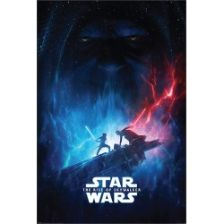 Star Wars The Rise of Skywalker Galactic Encounter Maxi Poster 61 x 91.5cm