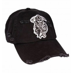Sons of Anarchy - Grunge Reaper Baseball Cap