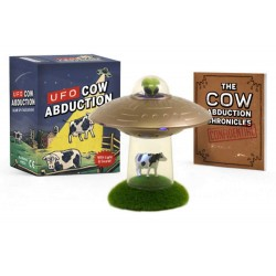 UFO Cow Abduction Beam Up Your Bovine With Light and Sound