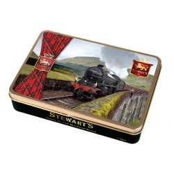Stewart's Scotland - The Glenfinnan Tin Filled with Luxury
