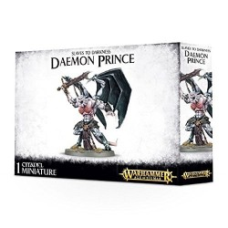 Games Workshop 99120201055 Daemon Prince Tabletop and Miniature Gaming
