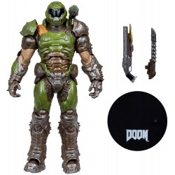 McFarlane Doom The Doom Slayer 7 inch Action Figure