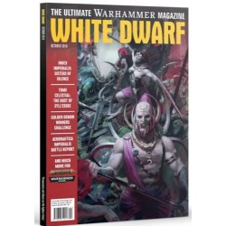 White Dwarf October 2019 - The Ultimate Warhammer Magazine