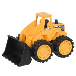 HTI JCB Construction Wheeled Loader Truck Toy Vehicle
