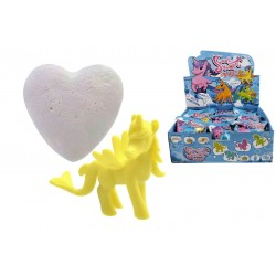 Surprise Hatching Unicorn Fizzy Bath Bomb Girl Party Bag Filler