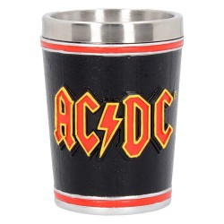 Nemesis Now ACDC Shot Glass 12cm Black