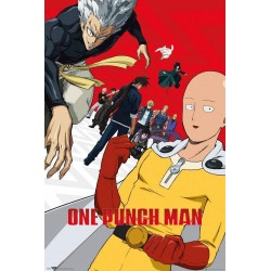 Official Licensed One Punch Man Maxi Poster