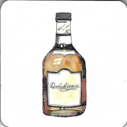 Dalwhinnie Whisky Fridge Magnet