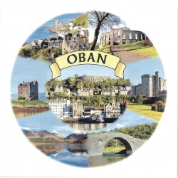 Oban Ceramic Pot Stand