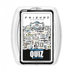Top Trumps Friends Top Trumps Quiz Game