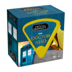 Winning Moves Doctor Who Trivial Pursuit Bitesize Game